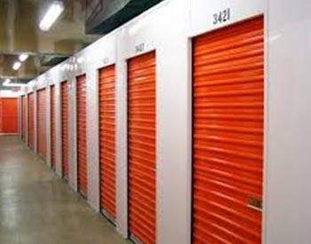 Local para guarda móveis ou também conhecido como Self Storage