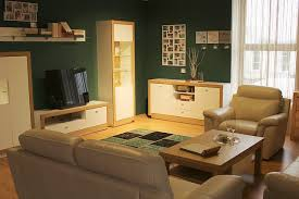 Sala com móveis